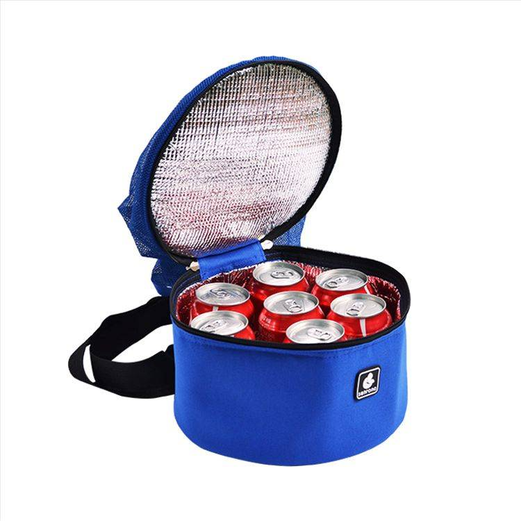 Insulated 6 cans cooler bag SC083B