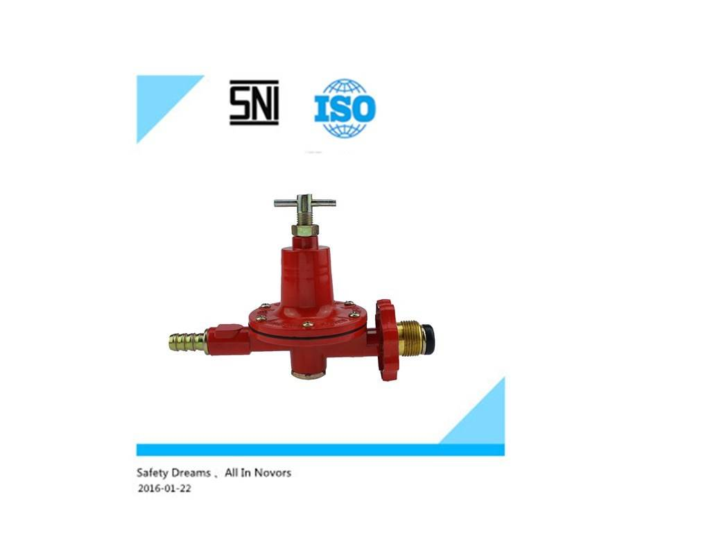 LPG Adjustable High Pressure Regulator for Gas Stove