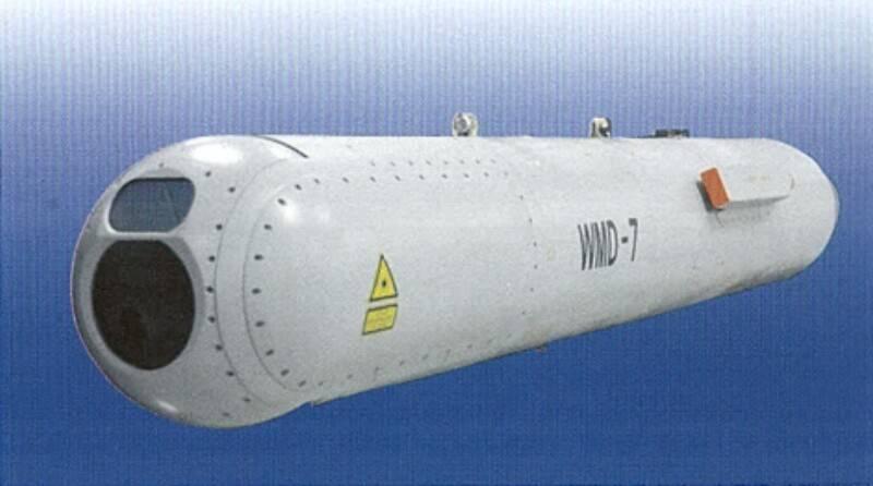 SDI-7 Day/Night Targeting Pod