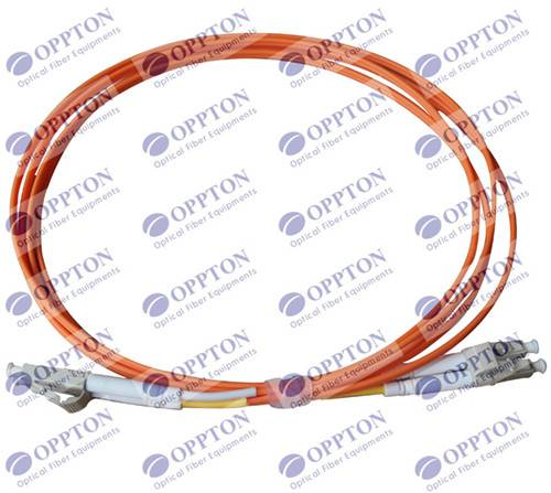 Multimode-Duplex-LC/FC/ST/SC Series fiber optic patch cord
