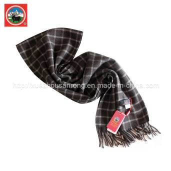 yak wool /cashmere Men's scarf