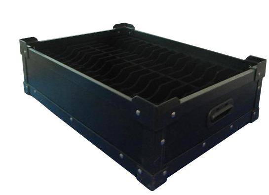 ESD Reusable Packaging Box