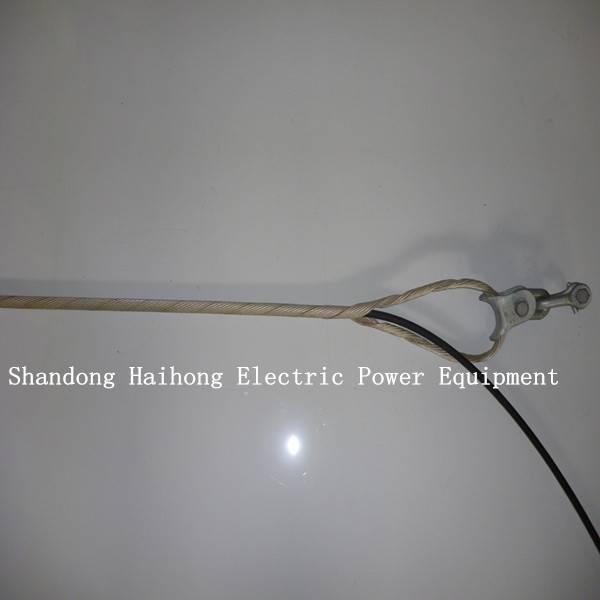 Shandong Haihong preformed guy grip for ADSS