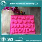 Household Tools Shape Silicone Cake Mold Fondant Mold For Jelly Candy Chocolate soap Mold Decorating