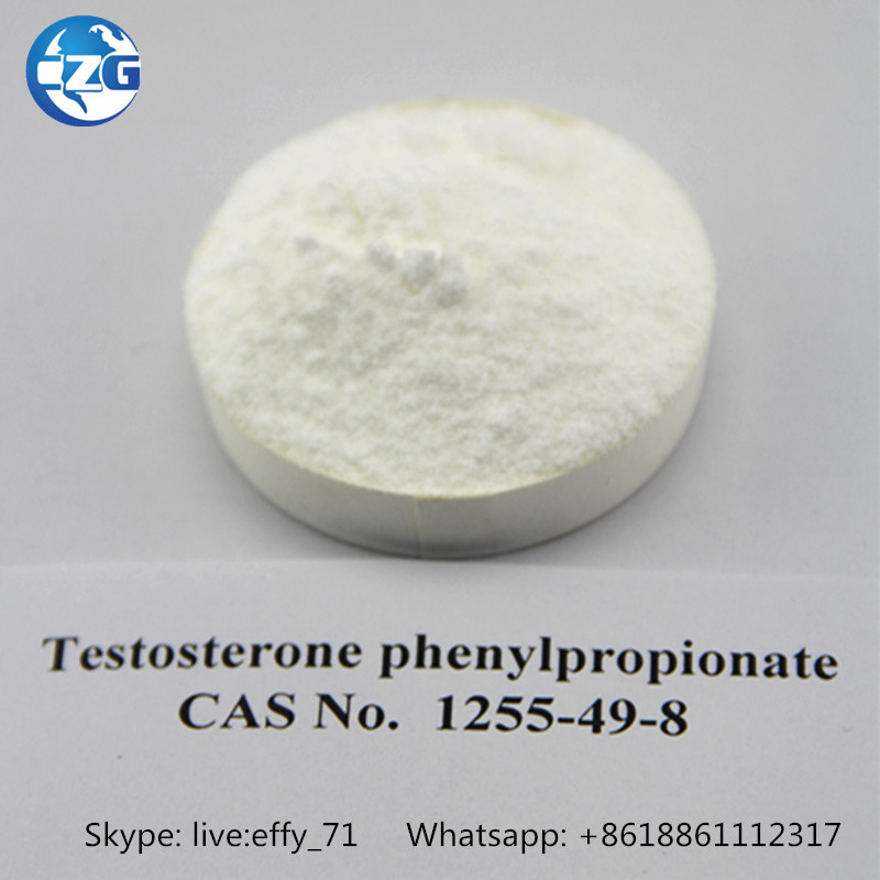 99% Testosterone Phenylpropionate (CAS No.: 1255-49-8)