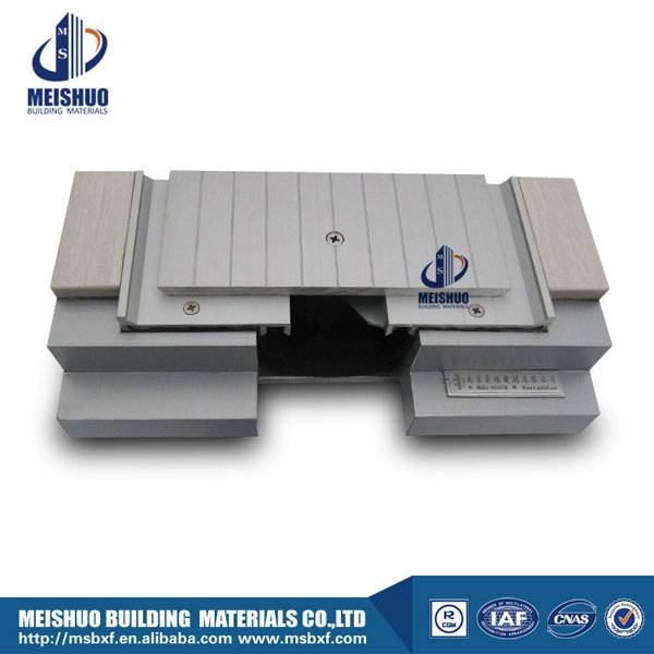 Heavy duty aluminum parking floor joints MSDGCA-1