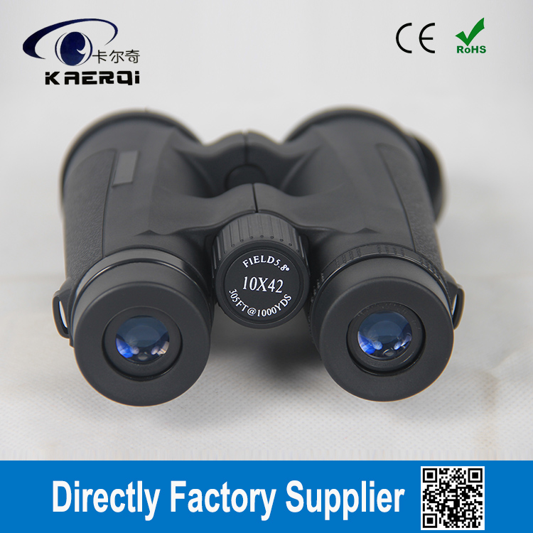 Unique and Compact Design 10X Binocular For Bird Watching and Travelling Telescope