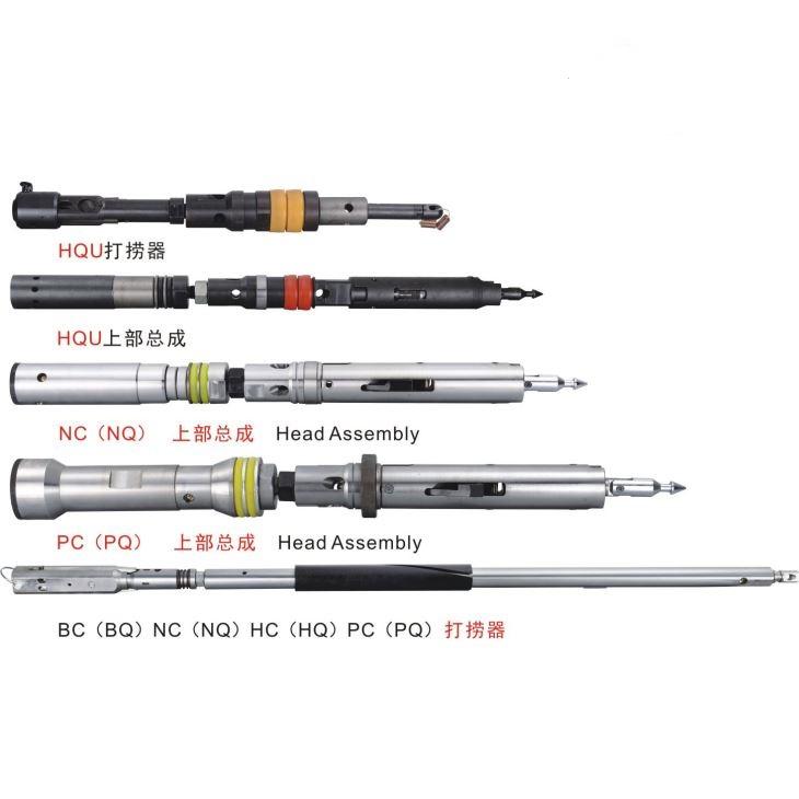 PQ/HQ/NQ/BQ, Prospecting Tool, Standard Wireline Double, Triple Tube, Core Barrel assembly