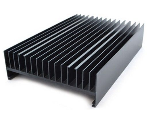 corrosion resistance Solar Aluminum Profile with Mill Finish / Anodized