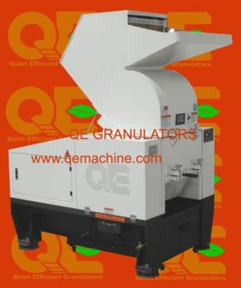 High quality professional waste plastic crusher plastic shredder