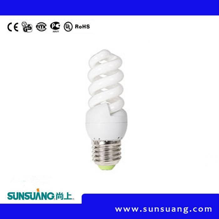 Sunsuang Full Spiral energy saving lamp 14W E27/E14 6400K/2700K