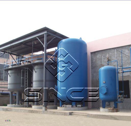 Hydrogen Production Methanol Cracking System For Bell Type Furnace Annealing