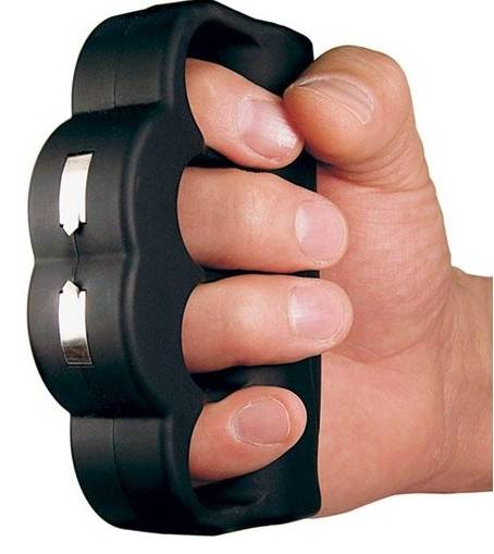 Knuckle Electric Shocker Stun Gun