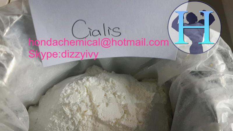 99% purity Health Natural steroid Powder Tadalafil Cialis Men Sexual Function Cialis safe ship CAS#
