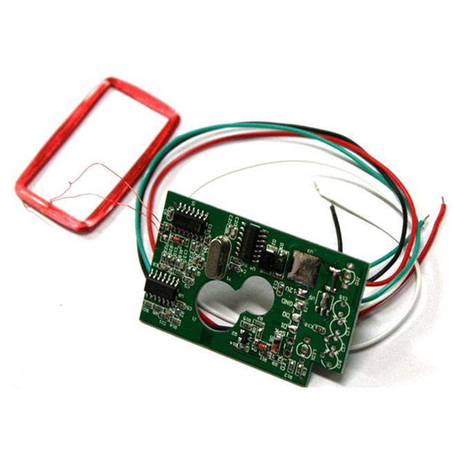 RFID Card Reader Module from Hongkong Minji