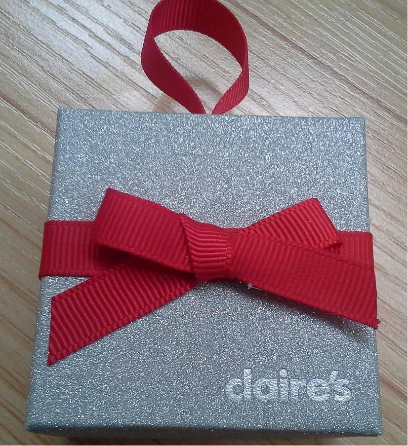 Small gift rigid box