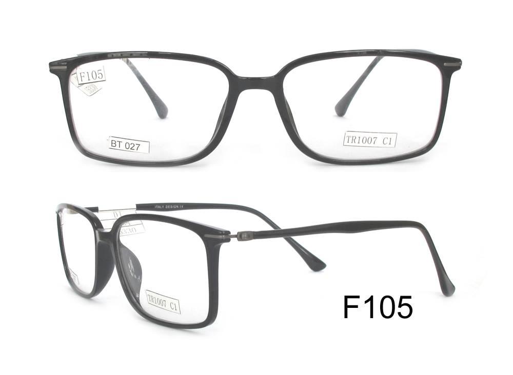 2016 Fashion TR 90 eyeglass frames F105