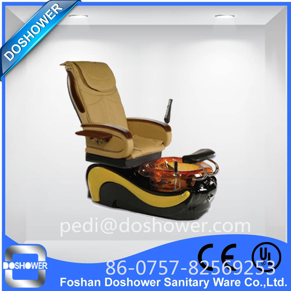 Doshower DS-14 spa pedicure chairs manufacturers of luxury throne spa pedicure chairs with pedicure