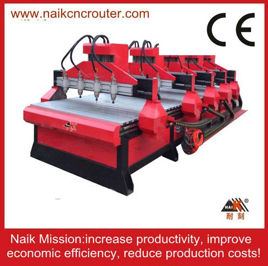 multi function cnc router machine for all material
