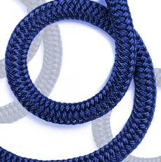 polyester braided rope/Polyester braided climbing rope