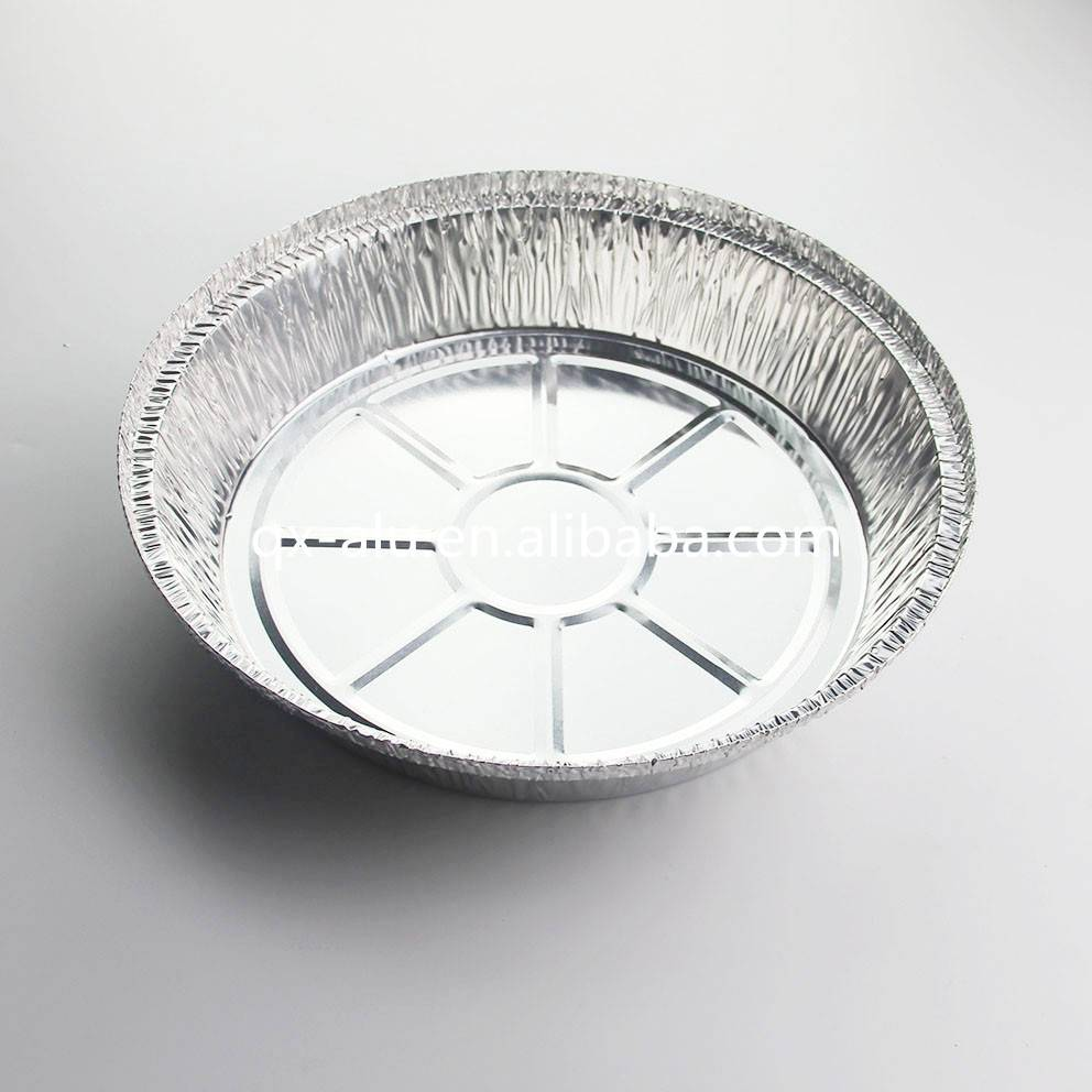 China supplier aluminum foil pans with lids for packaging