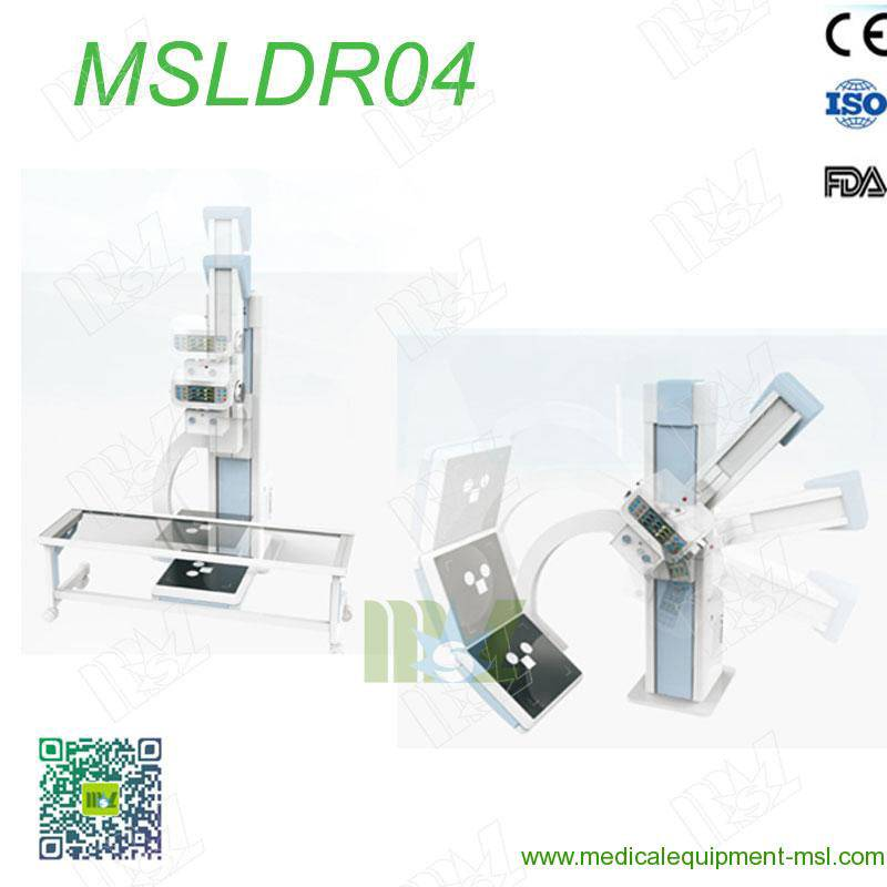 High Frequency X-ray Radiography System MSLDR04