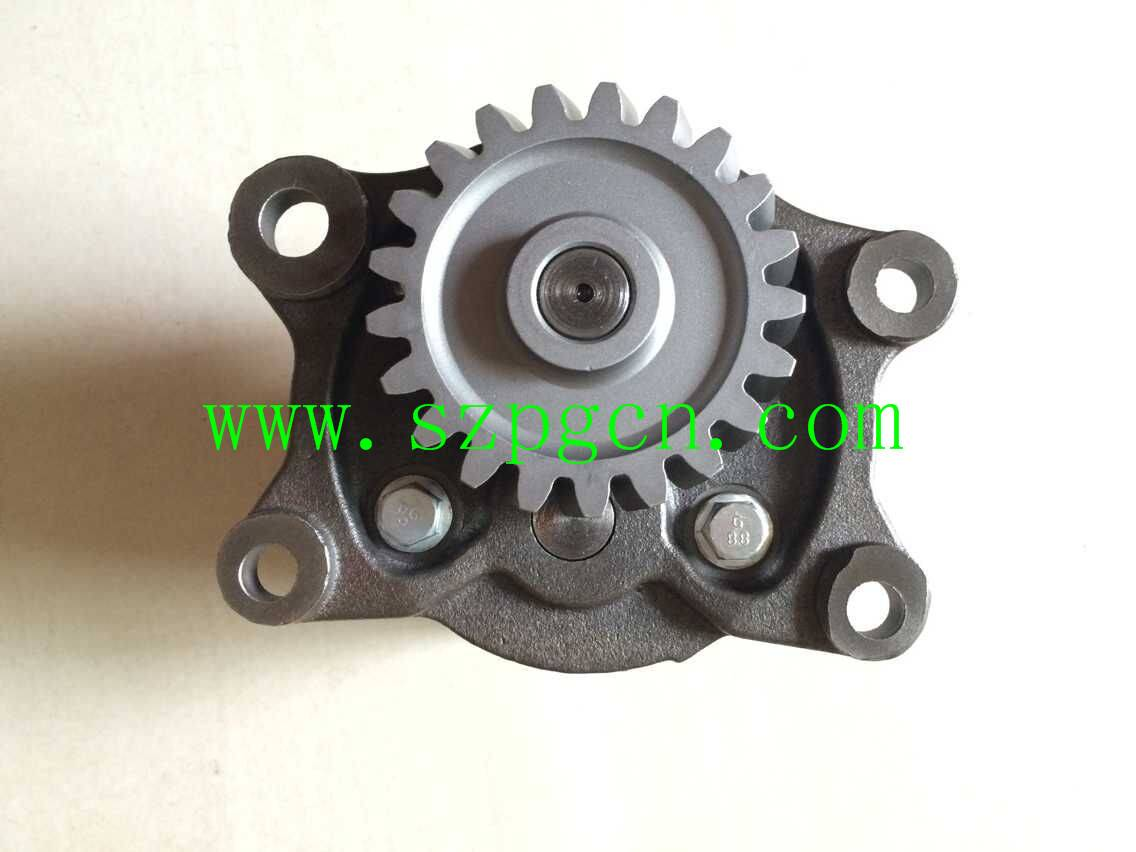 Diesel Engine 6D125 Oil Pump 6150-51-1004