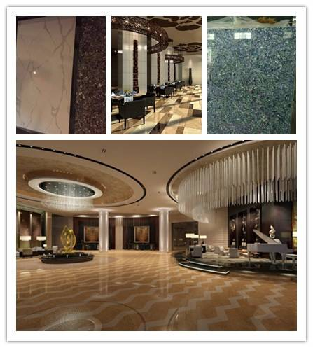 Moreroom Artificial Quartz Stone Flooring Tile