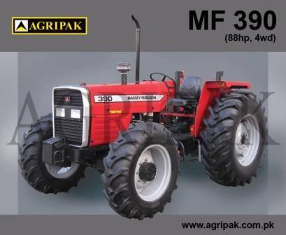 Massey Ferguson 390