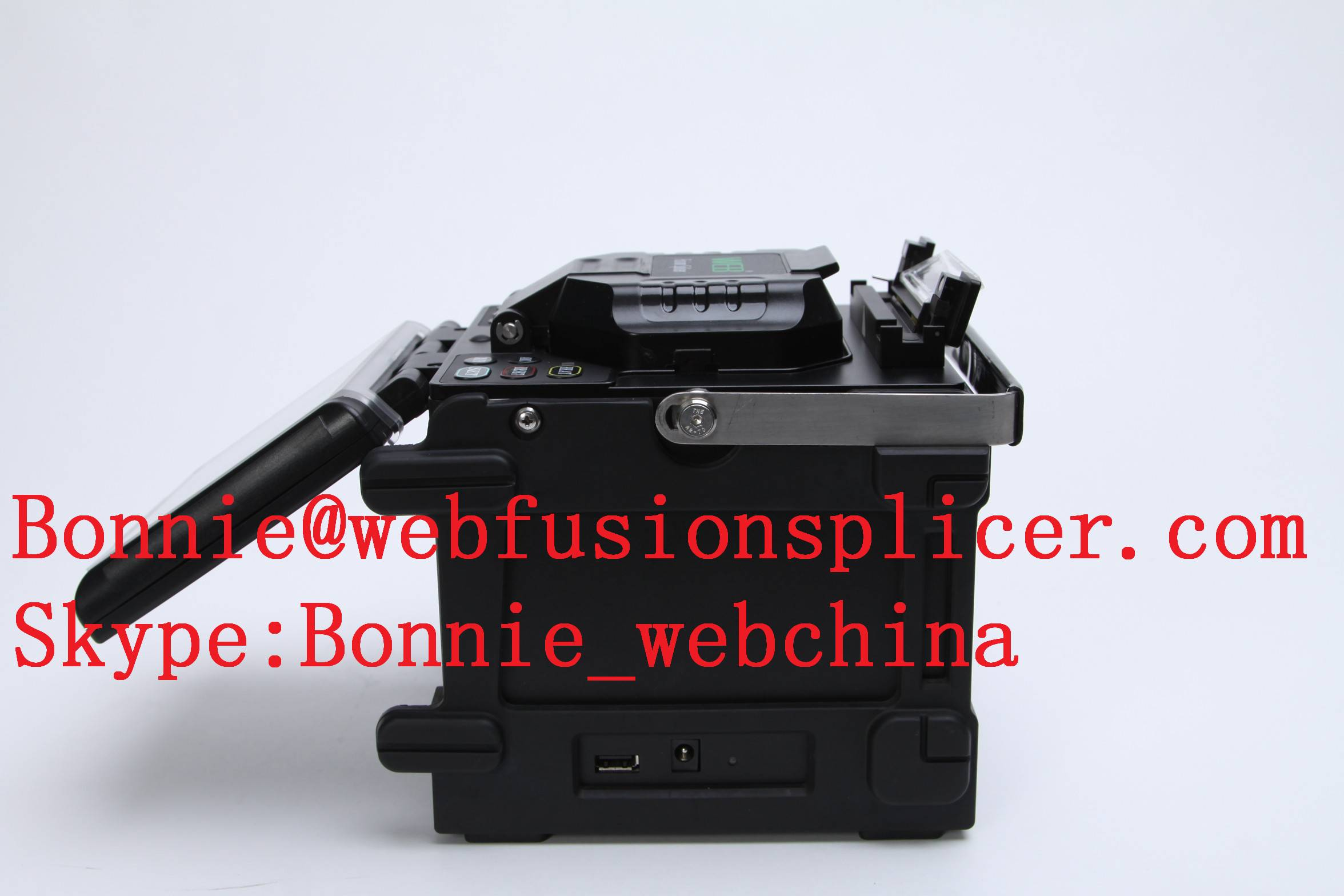 High Quality Digital Fast Splicing Fiber Optical Cable Fusion Splicer