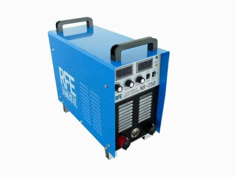 inverter DC IGBT CO2 protective welder