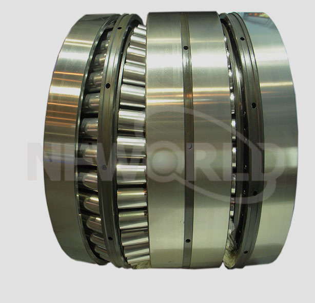 Four-row tapered roller bearings