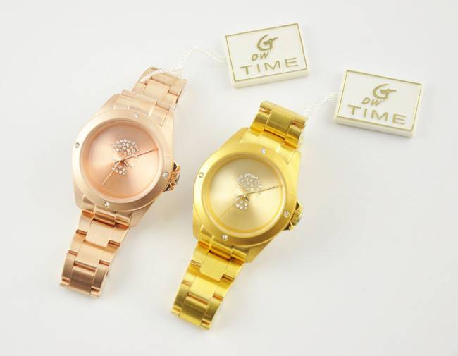 Shenzhen DWG Watch Factory Wholesale High Quality Alloy Watch