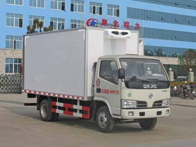 dongfeng Furuika refrigerated truck