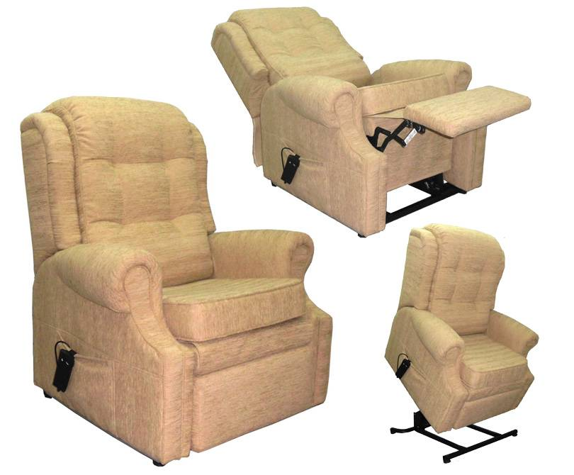 BH-8199 Lift Recliner Chair, Nursing Chair, Help Standing Chair, Home Care Furniture