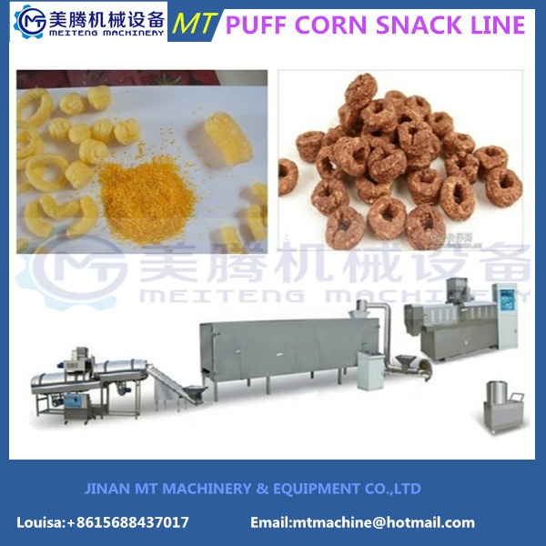 Hot Sale Fully Automatic Small Rice Extruder Machine