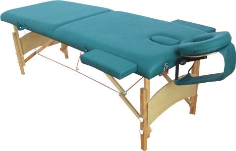 New-Chic, comfortable  wooden massage table MT-007B