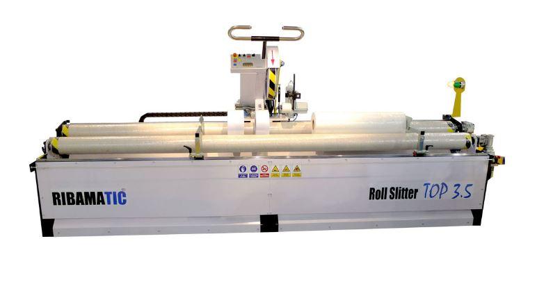 Roll slitting machine - TOP 30