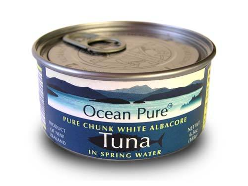 Tuna In Vegetable Oil Canned Fish