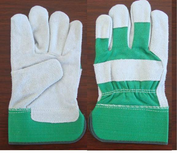 good price Select Side Split Leather glove