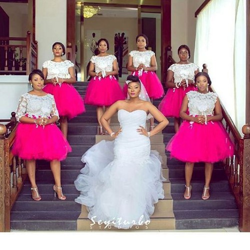 Bridesmaid Dresses South Africa