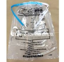 Draw string plastic bag