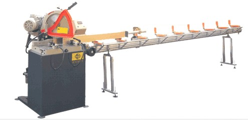 CIRCULAR SAWING MACHINE FOR NON-FERROUS MATERIAL