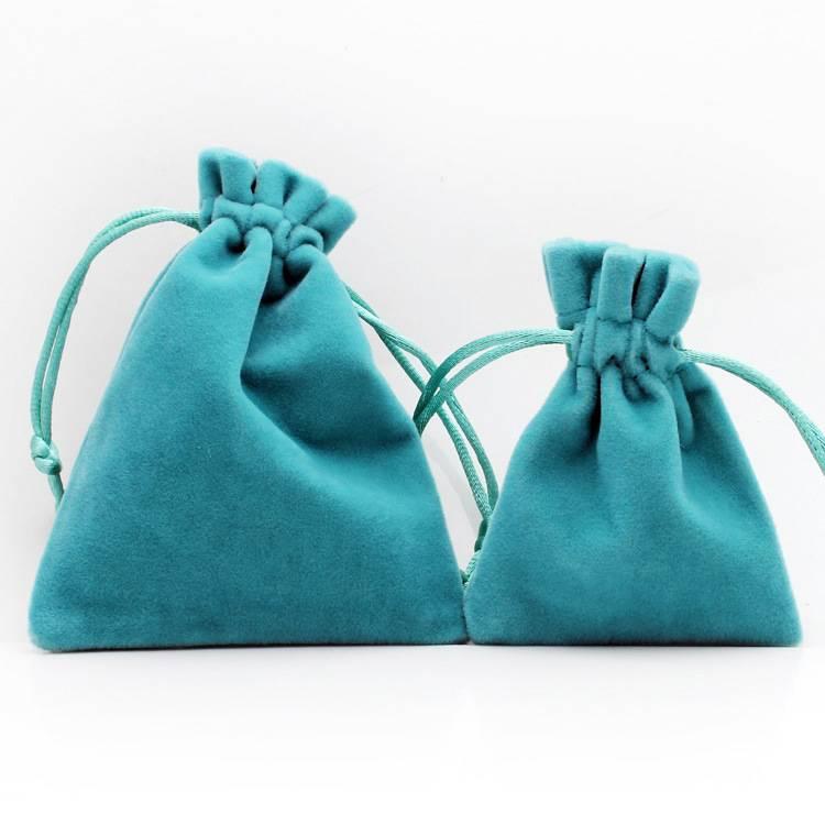 Jewelry packaging velvet bag
