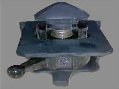 Mini box corner casting-122100