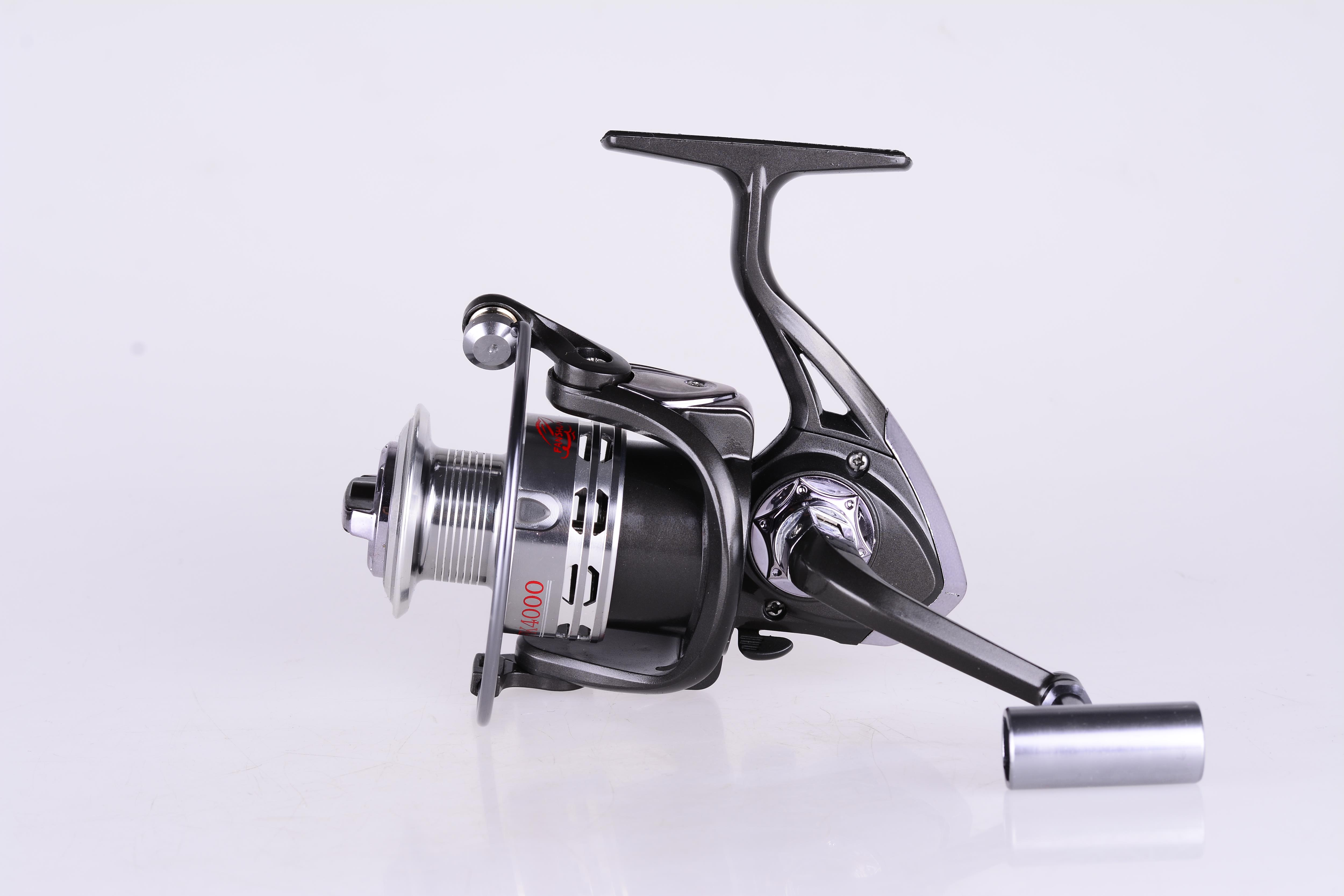 Top Grade Cheapest 14 Bearings FK1000-7000 Spinning Fishing Reel