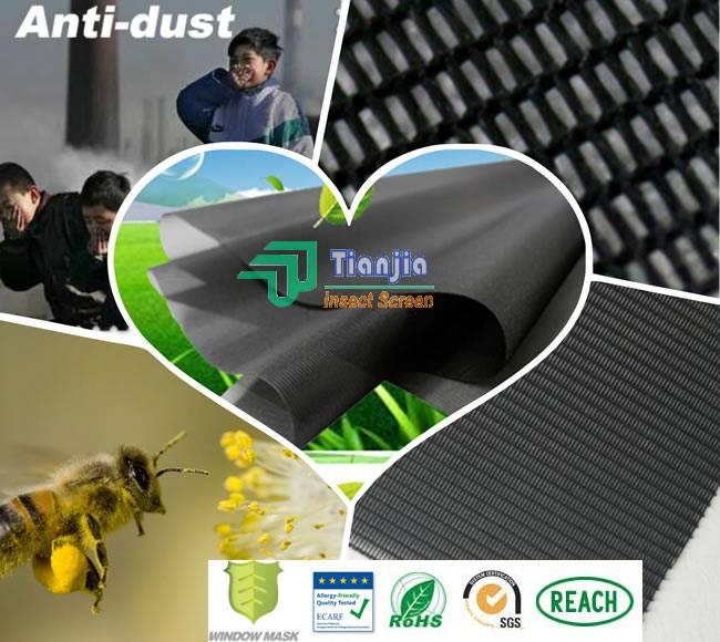 Anti-Pollen/Anti-Allergic Screen