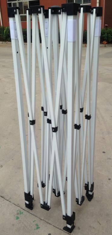30 Squ.Steel frame,folding canopy frame