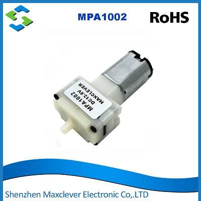 MPA1002 -Membrane Air Pump,  Brush DC Motor