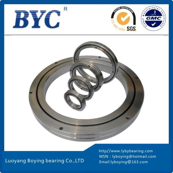 Thin section crossed roller bearing for industrial machines RB5013